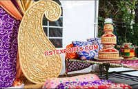 Punjabi Wedding Theme Decoration