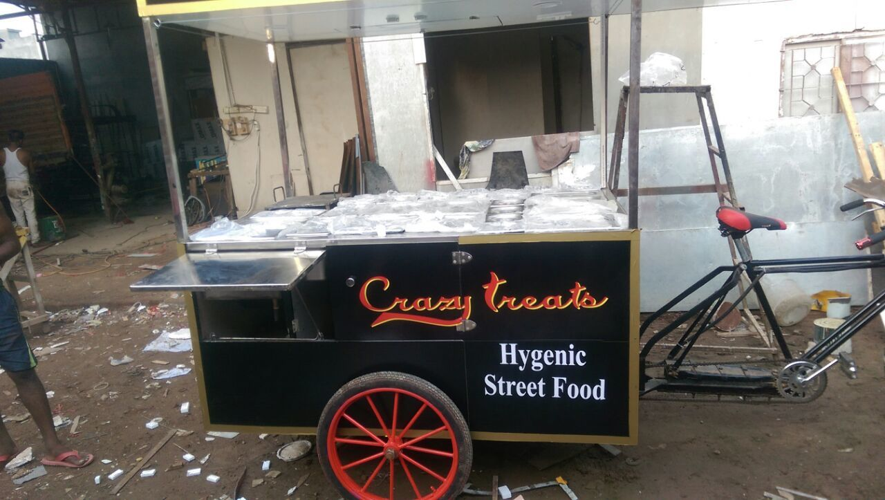 Food Treat Cart