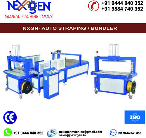 Auto Strapping / Bundler Machine