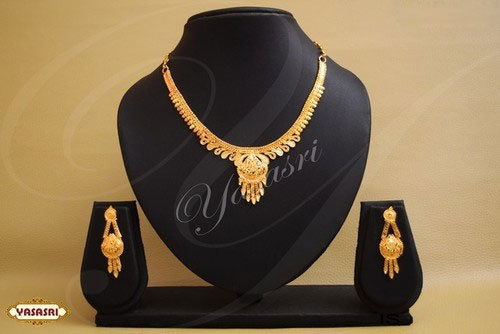 Trendy Design Necklace