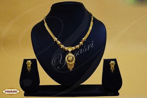 New model 1grm necklace