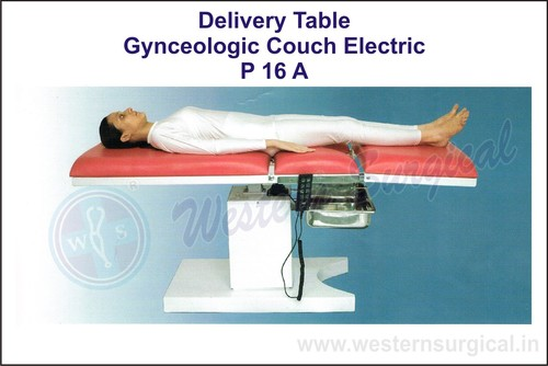 Delivery Table  (Gynceologic Couch)