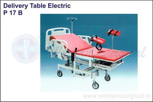 Delivery Table (Electric)