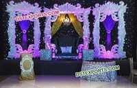 Wedding Designer Carved Flat Panels
