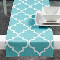 Ogee Printed Table Runner