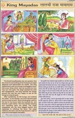 King Mayadas Chart