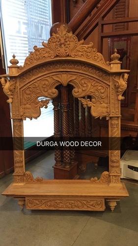 Jharokha Wooden Frame