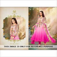 Designer Casual Anarkali Suits