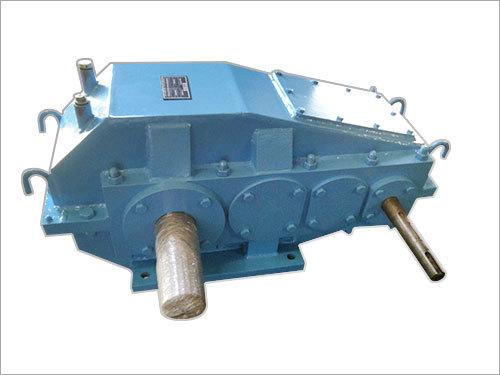 Crane Gearbox