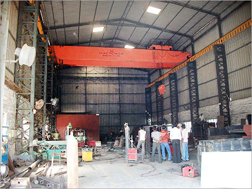 Heavy Double Girder Crane