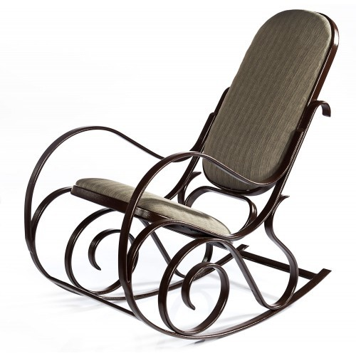 Metal rolling Chair