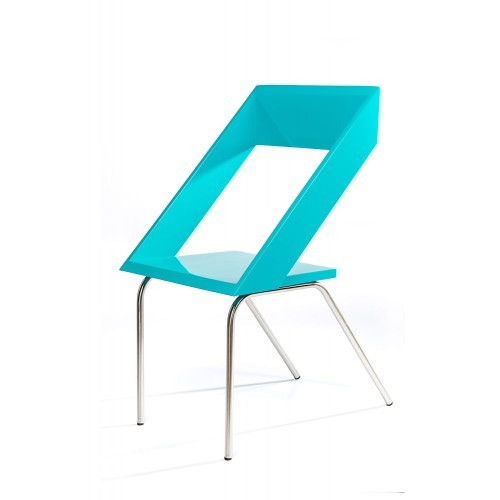 Steel Z Chair