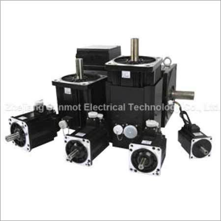 AC Permanent Magnet Synchronous Servo Motor