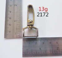 Moulded Hook purse and wallet hardware accessories