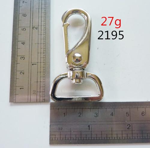 Trapezoid Ring Hook Dog Trigger Hook zinc alloy