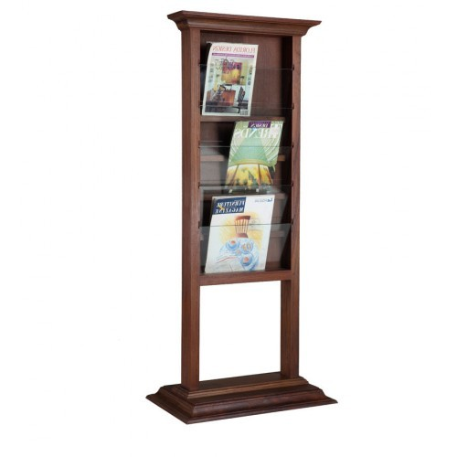 New Paper Wooden Stand