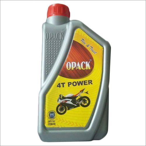 4T power Engine oil