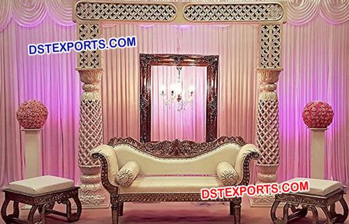 Engagement Wedding Stage Furnitures