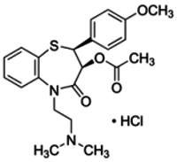 Diltiazem hydrochloride solution