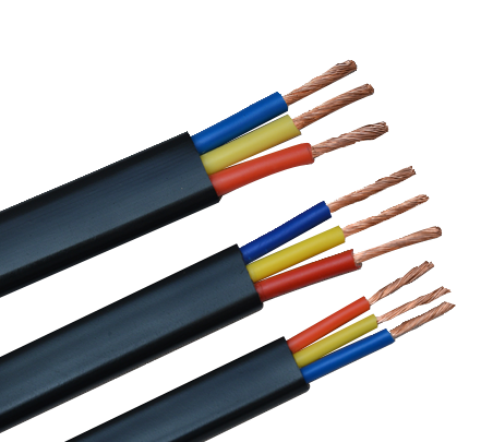 3-cores-submersible-flat-cables-home