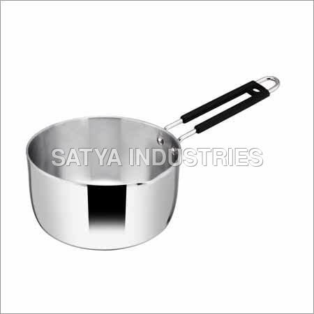 Silver Sauce Pan