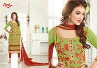 Latest Churidar Salwar Suit