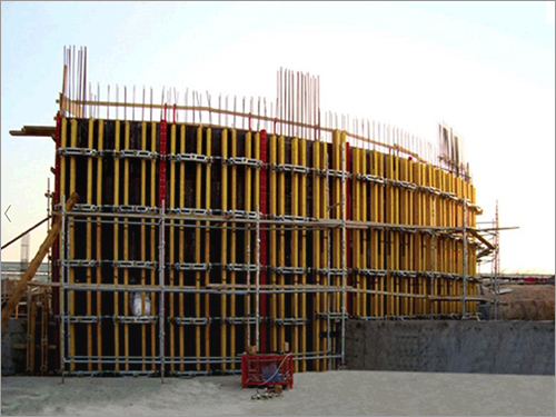 Curved Wall Form Systems