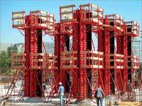 Adjustable Column Form System