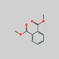 Dimethyl phthalate solution