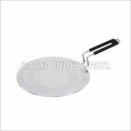 Silver Chapati Tawa