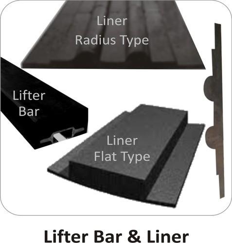 Shell Plat Rubber Liner