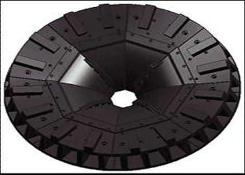 Molded Rubber Lining