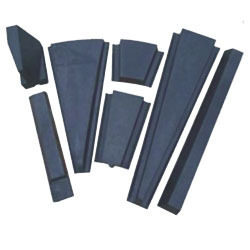 Side Triangle Rubber Lining