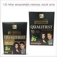 shampoo hair dye manufacturer