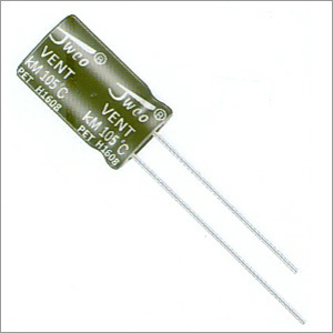 KM Series Electrolytic Capacitor