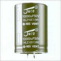 HLZ Series Aluminum Electrolytic Capacitor