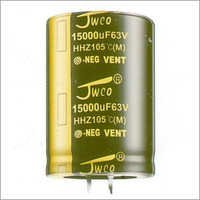 HHZ Series Electrolytic Capacitor