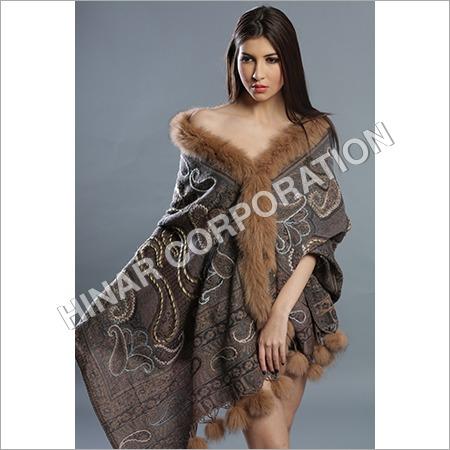Fur Shawl