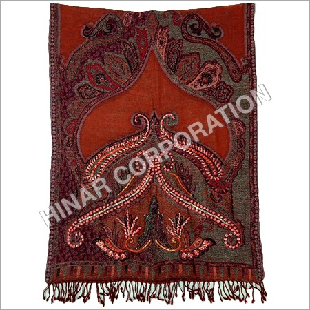 Indian Wool Shawls