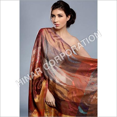 Printed Silk Shawls