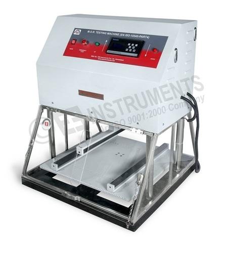 M.O.R. Testing Machine