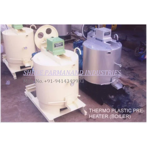 Brightline Thermoplast Thermoplastic Pre Heater