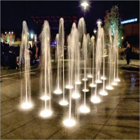 Interactive water Fountain