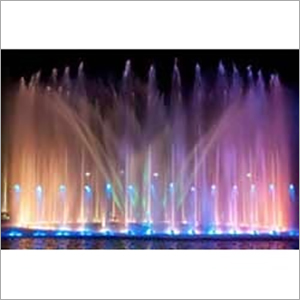 Programmable Dancing Fountain