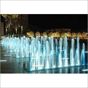 Sensor Fountain