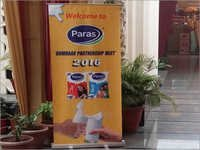 Banner Standees Advertising