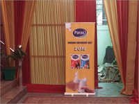 Back Drop  Rollup Banner Standees