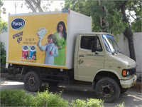 Vehicle Branding Advertising