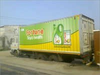 Commercial Vehicle Branding