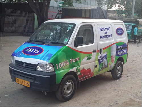 Vehicle Branding
